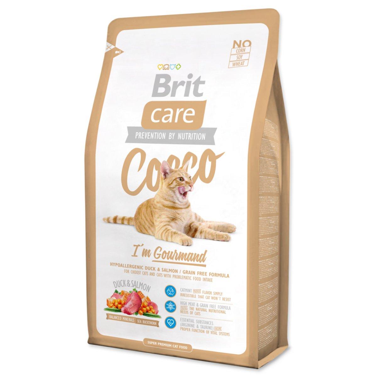 BRIT Care Cat Cocco I`am Gourmand (7kg)