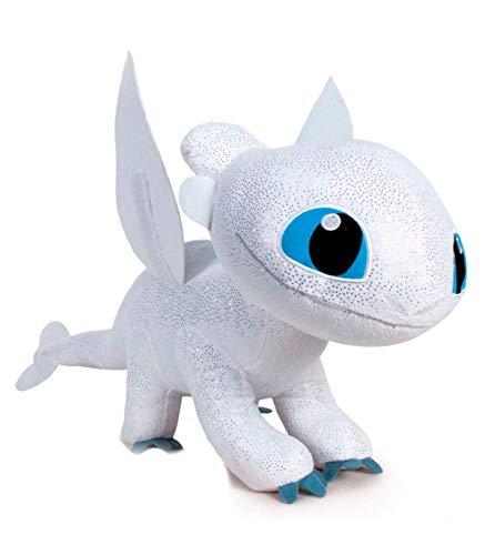 Jak vycvičit draka 3 - drak Lightfury Sparkle plyšový 60 cm