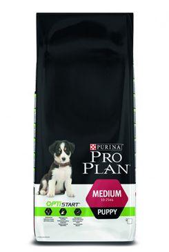 ProPlan Dog Puppy Medium Optistart 12kg