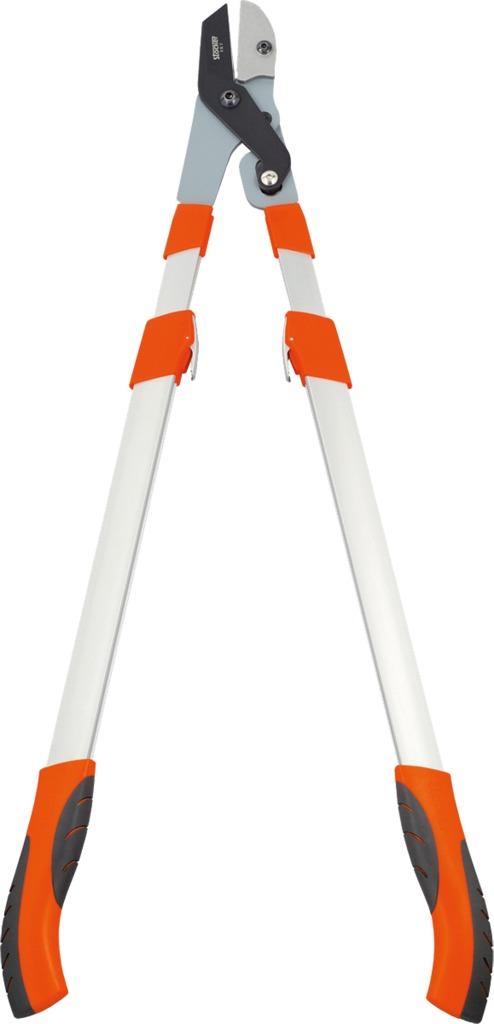 Nůžky na silné větve dorazové teleskopické 75-100 cm Stocker