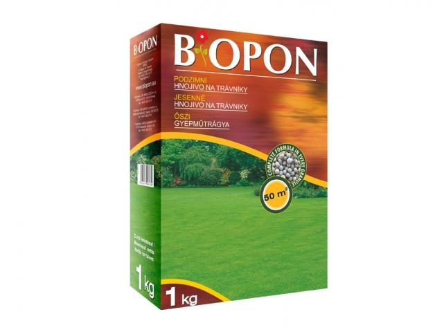 Hnojivo BOPON podzimní na trávníky 1kg