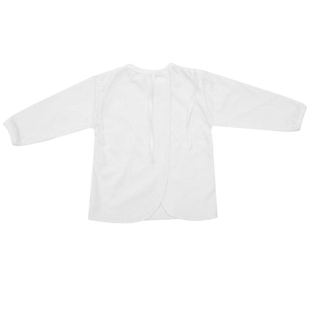 Kojenecká košilka New Baby bílá - 62 (3-6m)