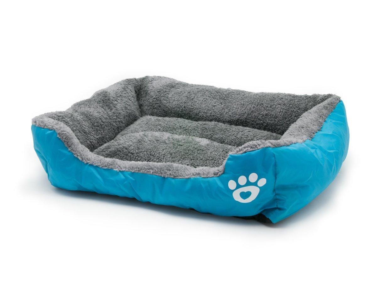 Pelech pro psy a kočky čtyřhranný, zelený, Domestico Velikost M