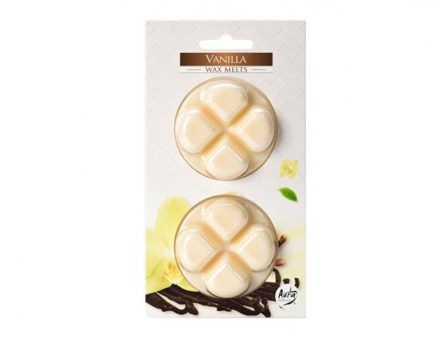 Vosk palmový VANILLA vanilka 2ks 38g