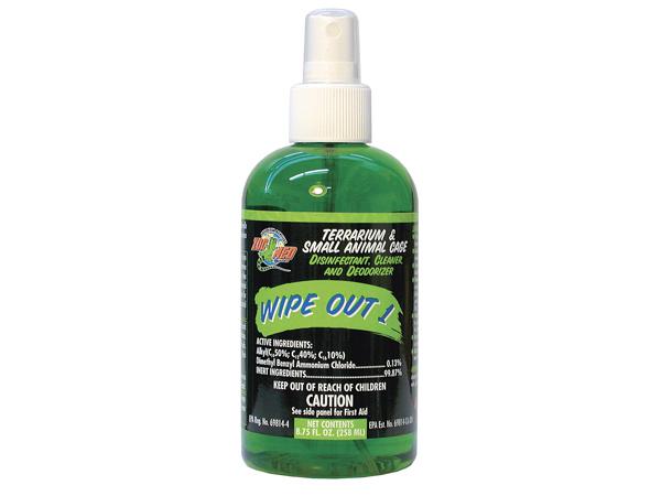 Čistič terarijní ZOO MED Wipe Out 1 (258,8ml)