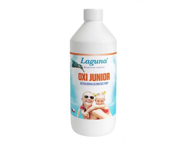 Dezinfekce kyslíková LAGUNA OXI JUNIOR do bazénu 1l
