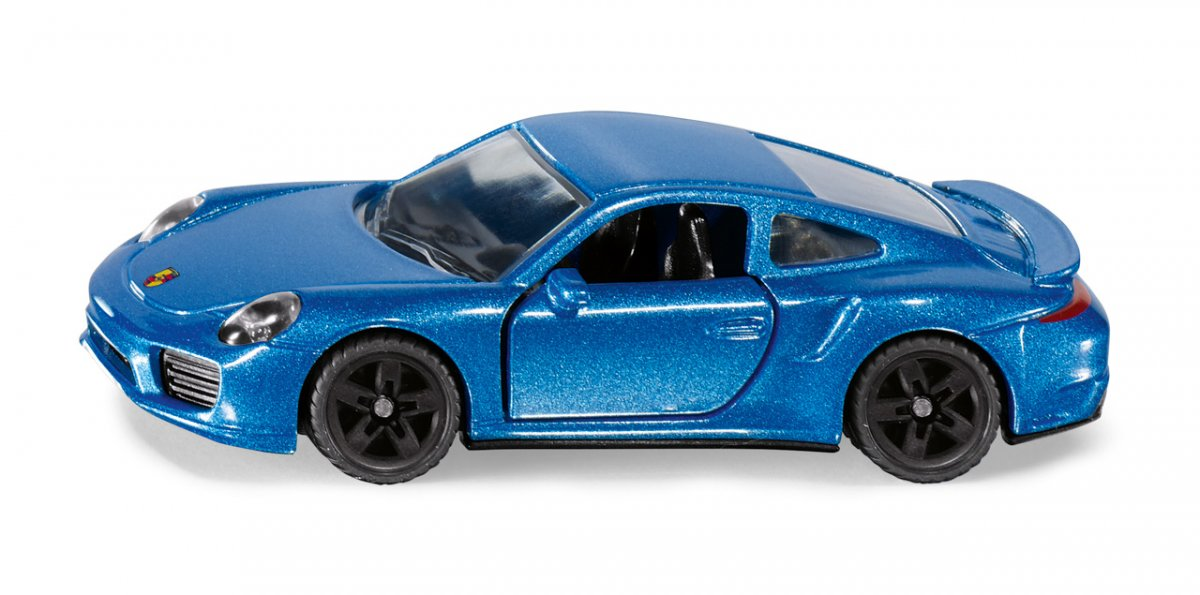 SIKU Blister - Porsche 911 Turbo S