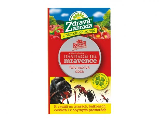 Zdravá zahrada - Návnada na mravence 1ks