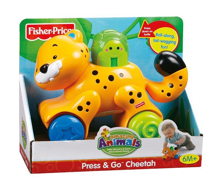 Fisher Price Jezdící zvířátka - mix variant či barev