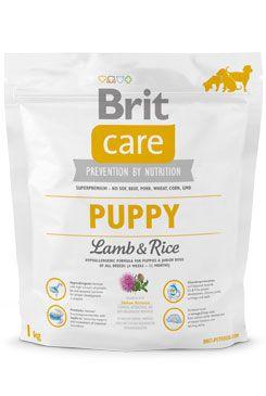 BRIT Care Puppy Lamb & Rice (1kg)