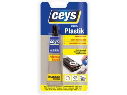 lepidlo na tvrdé plasty 30ml CEYS