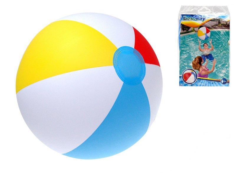 Nafukovací plážový míč, 61cm