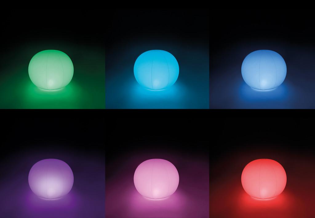 LED světlo Koule