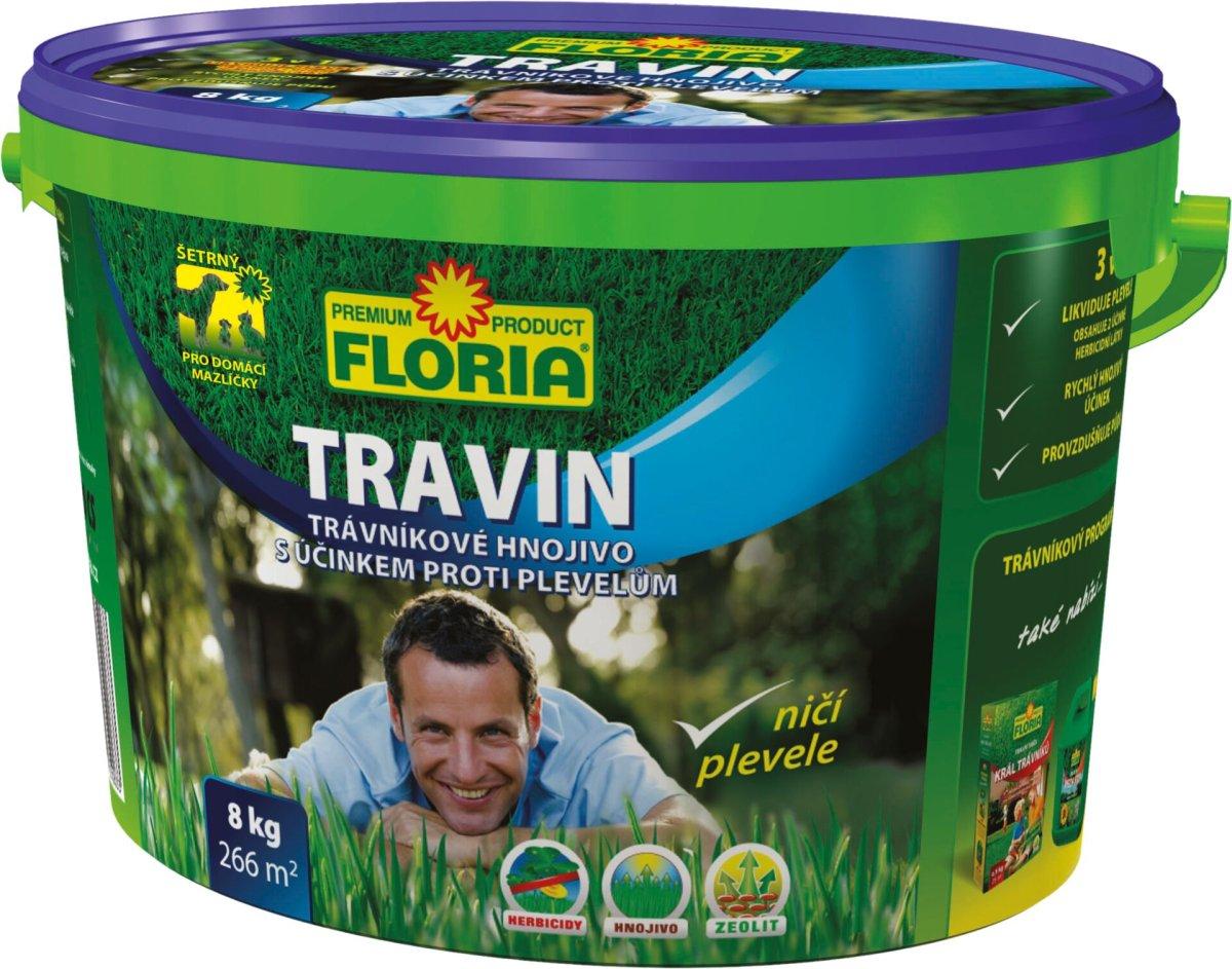 Travin Floria - 8 kg kbelík