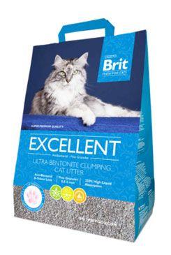 Kočkolit BRIT Fresh for Cats Excellent Ultra Bentonite (5kg)