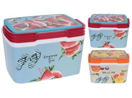 box chladicí 5l 21,4x28,2x18,9cm - mix variant či barev