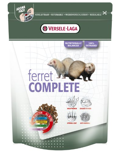 VL krmivo pro fretky Ferret Complete 10kg