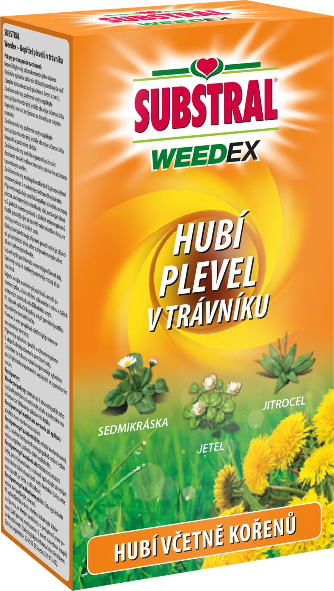 Weedex - 250 ml koncentrát EVERGREEN