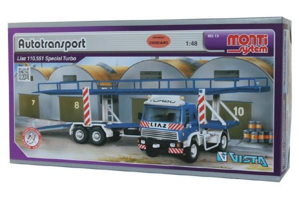 Vista Liaz Autotransport