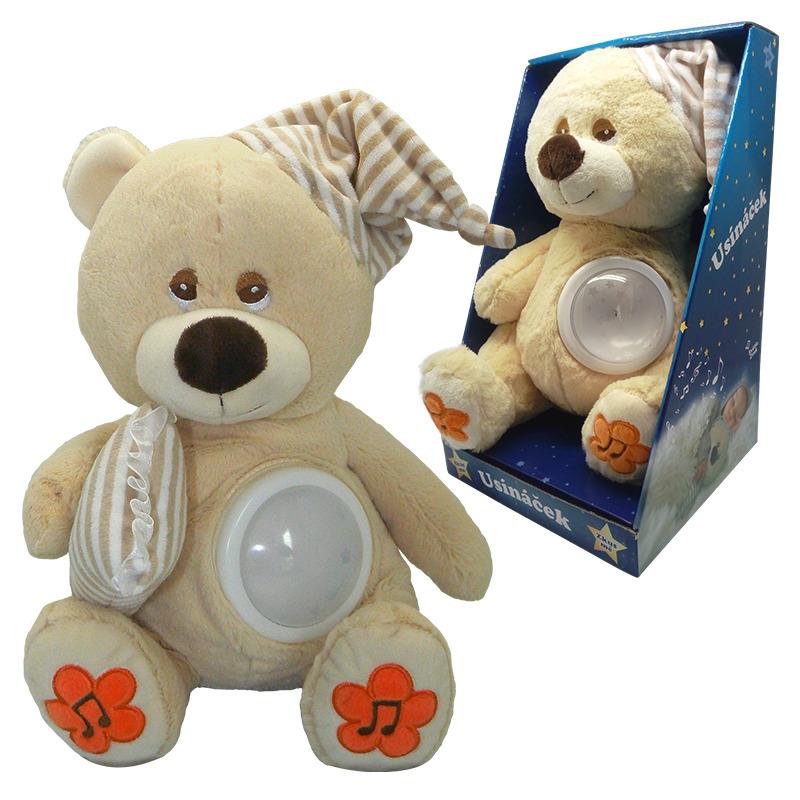 Usínáček - Medveď