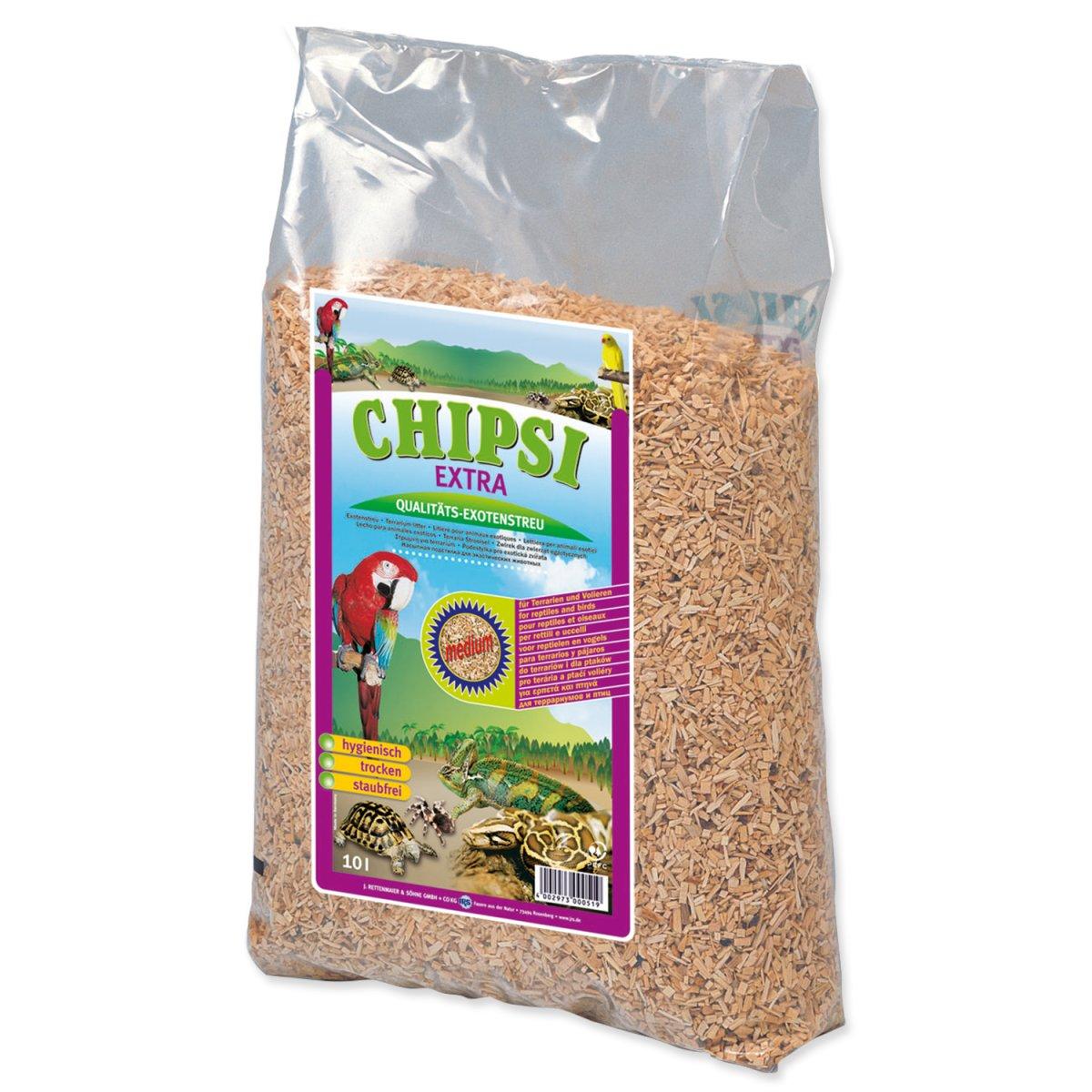 Granulát JRS Chipsi Extra Medium (2,8kg)
