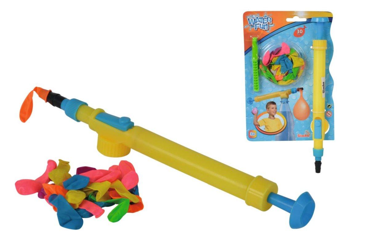 Simba Pumpa na vodní bomby