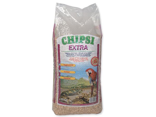 Granulát JRS Chipsi Extra XXL (15kg)