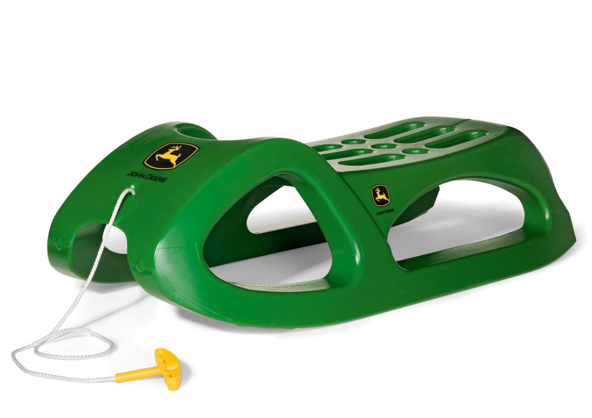 Rolly Toys sáně zelené John Deere