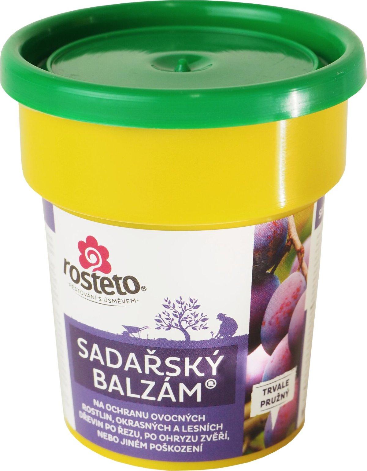Stromový balzám Rosteto - Sadařský 180 g