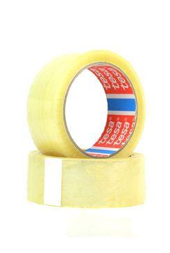 Páska balící Tesa průhledná 48mmx66m