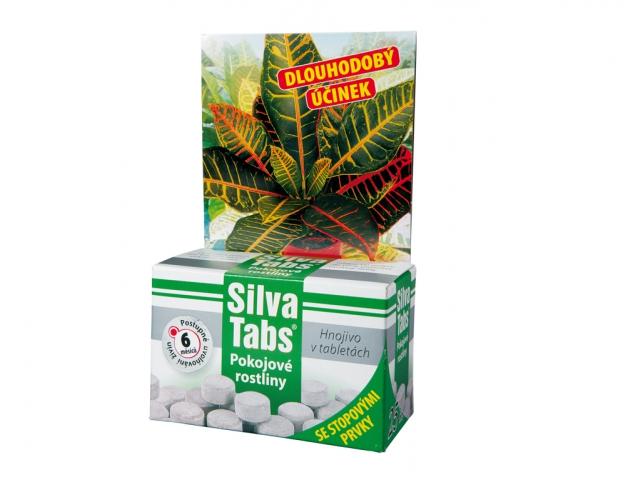 Hnojivo SILVA TABS na pokojové rostliny 250g