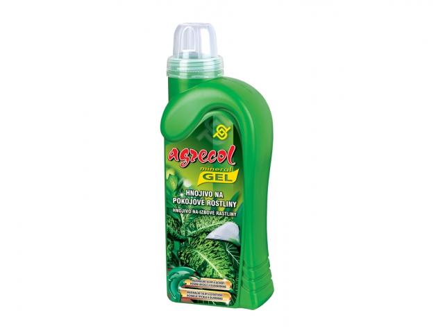 Hnojivo AGRECOL gel na pokojové rostliny 500ml