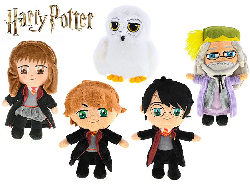 Harry Potter plyšový 20 cm - mix variant či barev