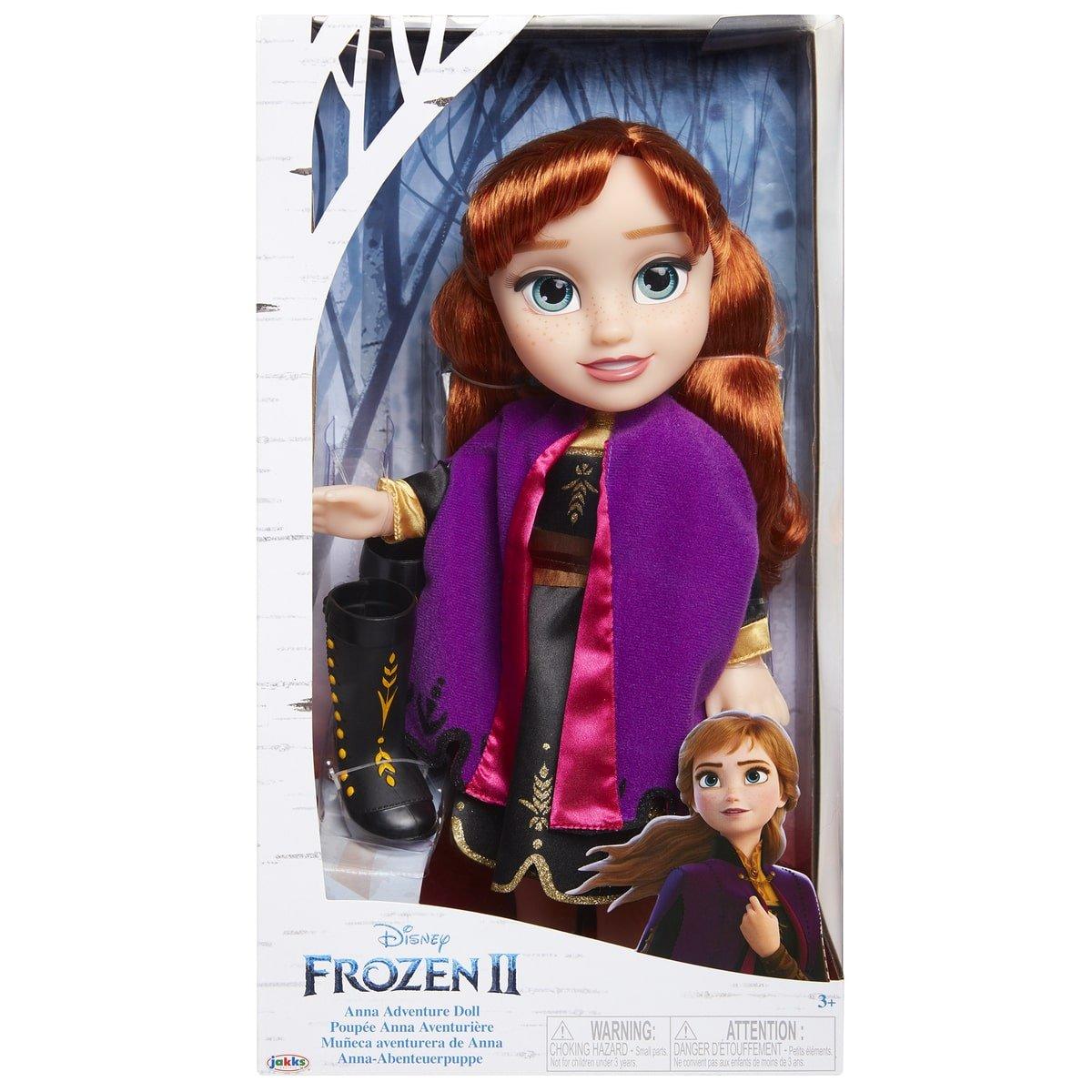 Frozen 2: panenka Anna