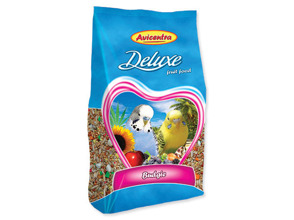 AVICENTRA deluxe pro andulky (500g)