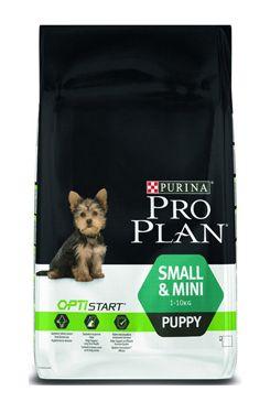 ProPlan Dog Puppy Sm&Mini Optistart 700g