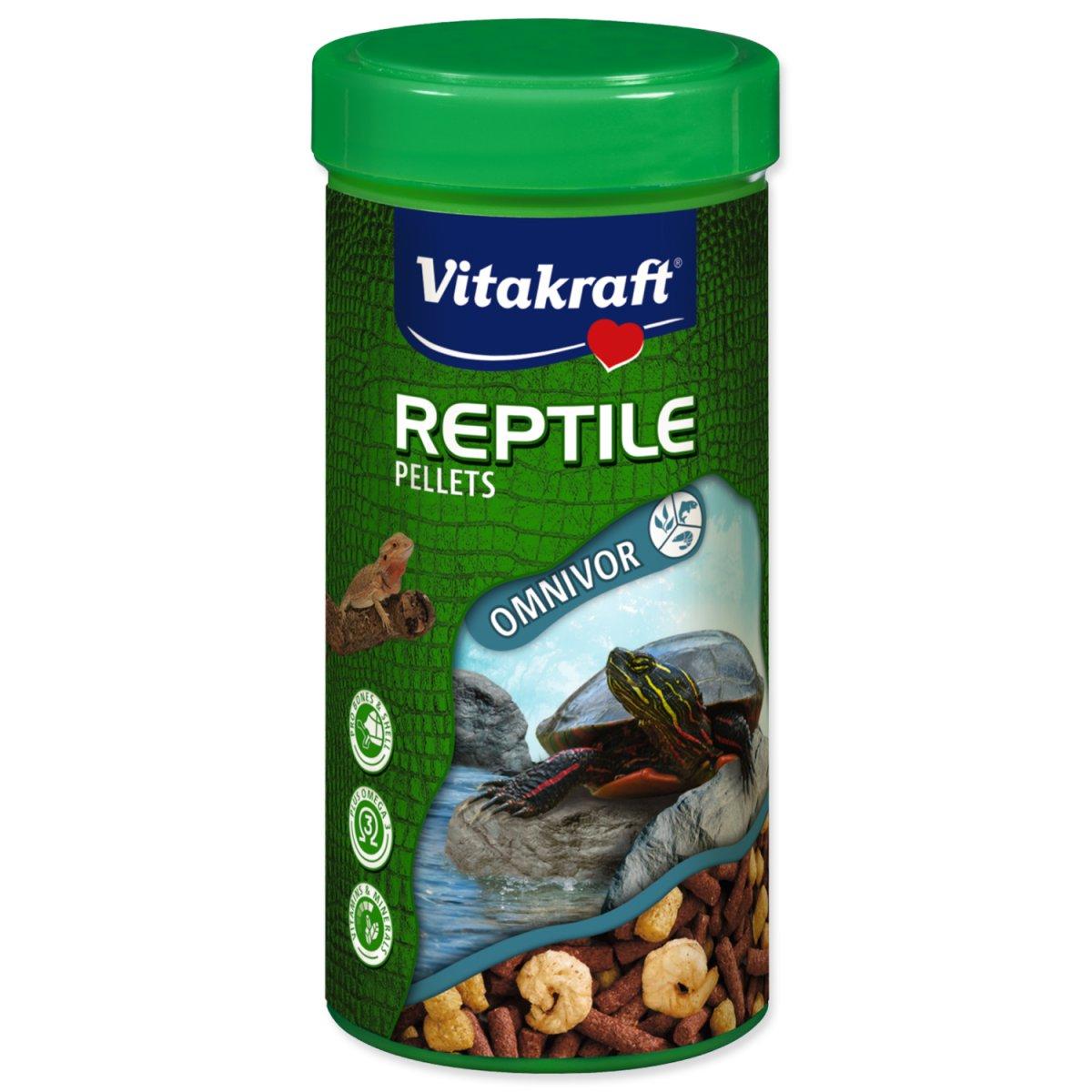 VITAKRAFT Reptile Pellets (250ml)