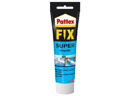 lepidlo montážní 50g PATTEX SUPER FIX PL50 tuba