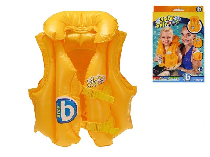 Nafukovací plavací vesta - Vest B