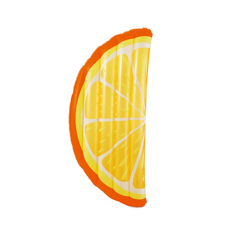 Mac Toys Nafukovací lehátko pomeranč