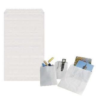 Sáček lékárenský papírový 9x14 cm, 100 ks/balení