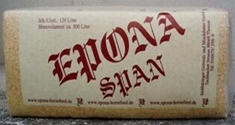 EPONA Einstreu Span - bezprašná podestýlka 20 kg