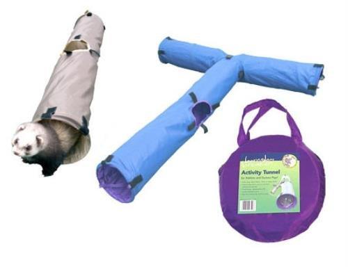 Tunel pro pro dr.savce textil, vel.M, Rosewood 15x90cm