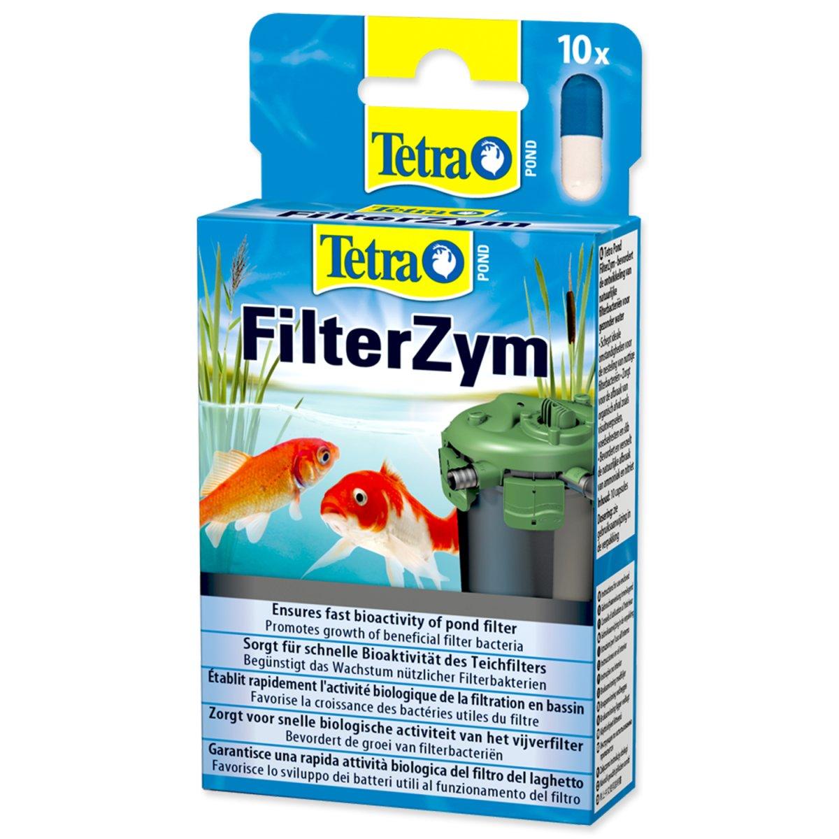 TETRA Pond FilterZym (10kapslí)