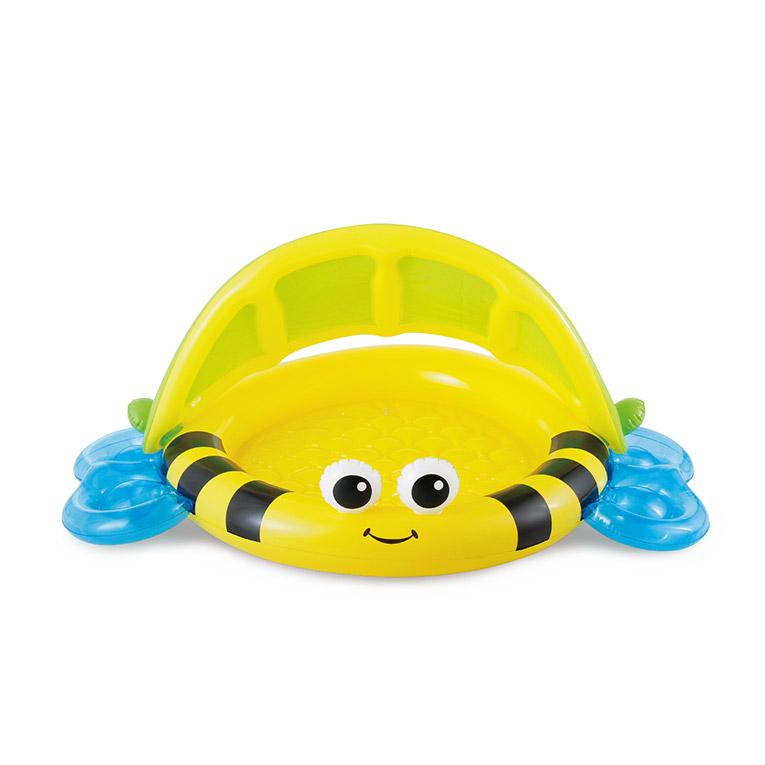 Mac Toys Nafukovací bazének se stříškou