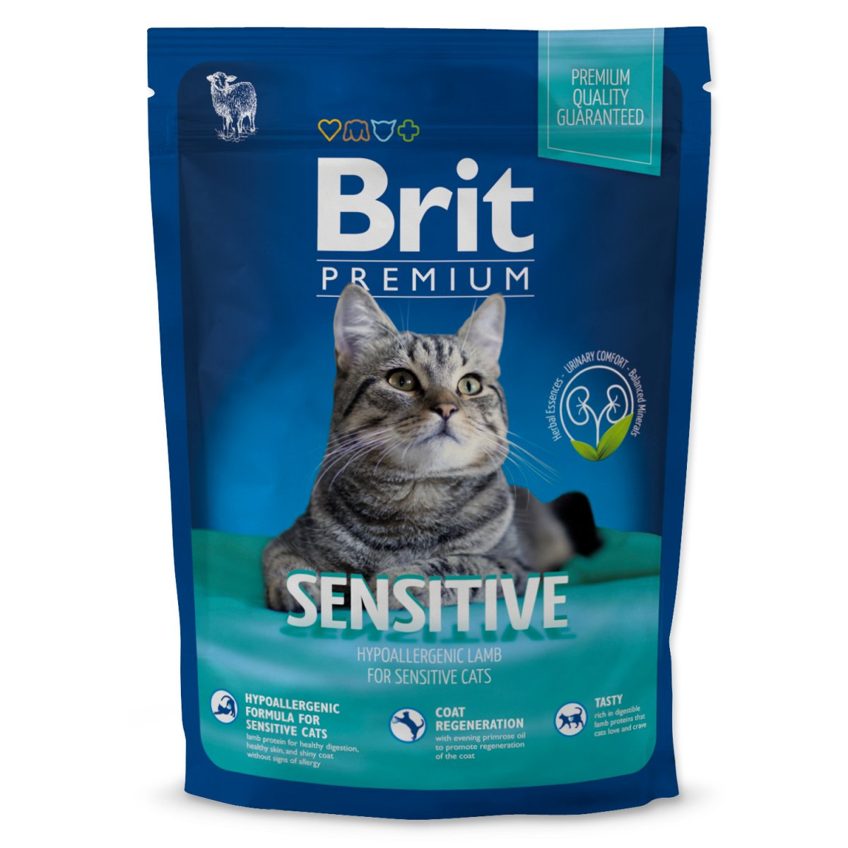 BRIT Premium Cat Sensitive (1,5kg)