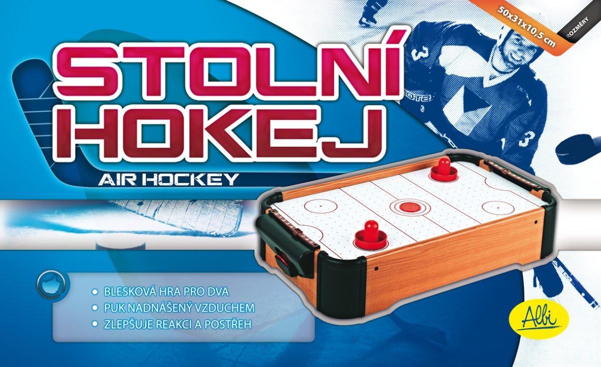 Stolný hokej (air hockey)
