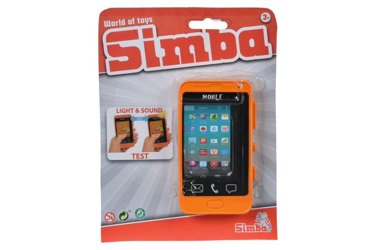 Simba Mobilní telefon s dotykovým displejem - mix variant či barev