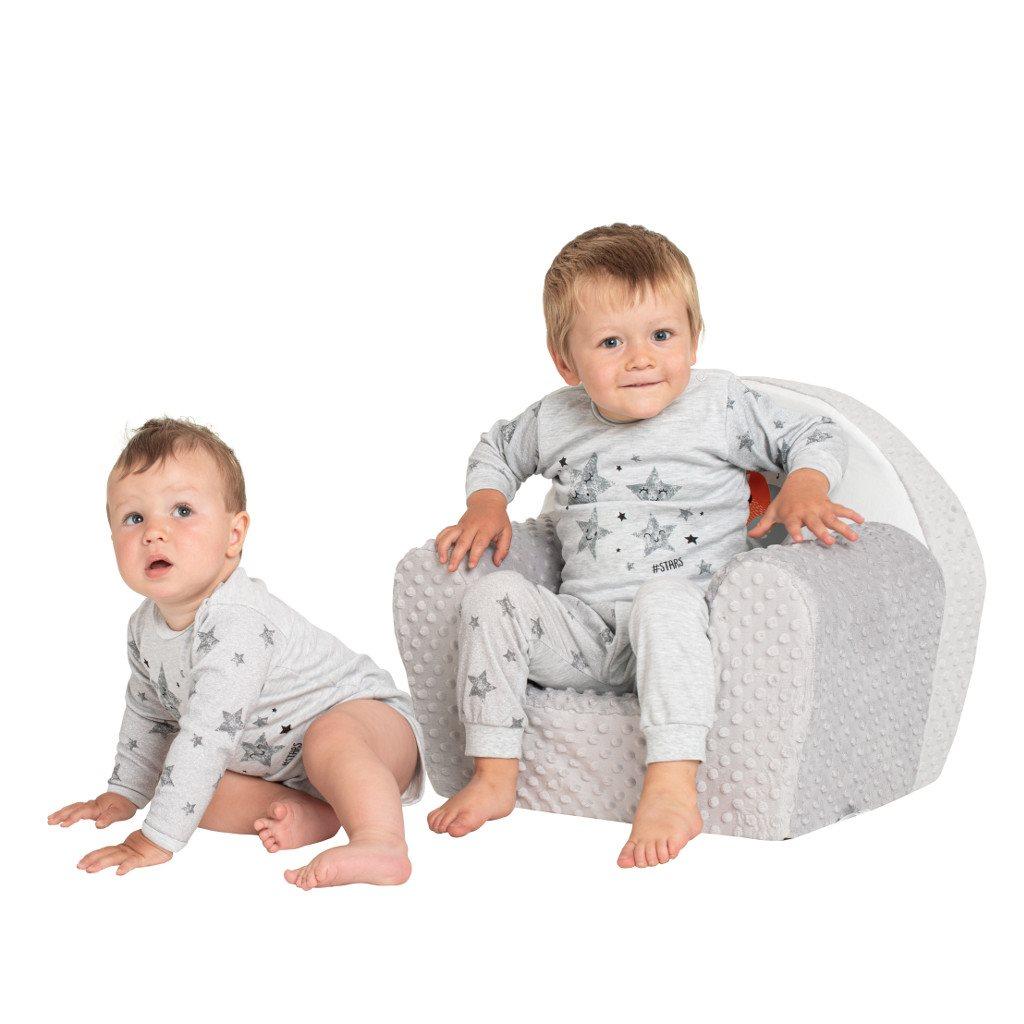 Kojenecká košilka New Baby Stars - 56 (0-3m)