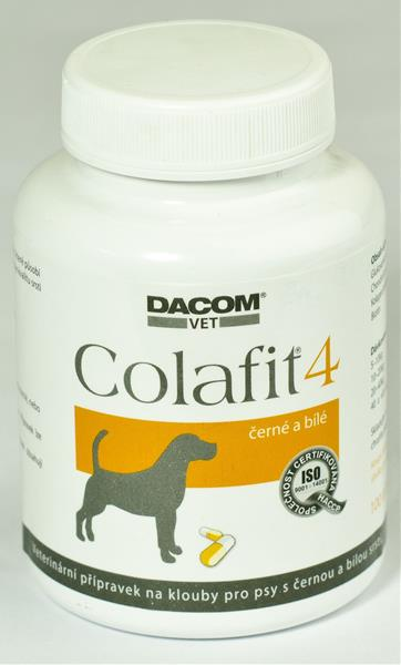 Colafit 4 pro bílé a černé psy tob 100